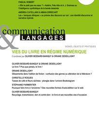 Couverture de la revue Communication & langages 2021/1 (N° 207)