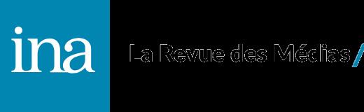 logotype de la revue des médias de l'INA